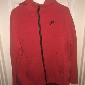 Nike Women's Tech Fleece Full Zip Cape Hoodie !!!